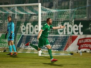 Лудогорец победи с 2:0 Славия