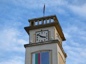 След дълги години на мълчание часовниковата камбана в Кубрат отново звънна