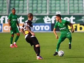 Талантът от школата на Лудогорец Иван Йорданов: Да играеш в първия тим е сбъдната мечта