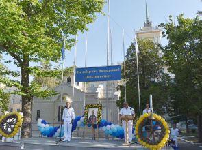 Заместник-кметът Добрин Добрев бе гост на тържествената промоция на Випуск 2020 на Военноморското училище във Варна