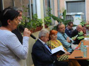 Разградската библиотека бе домакин на творческа среща на издателство