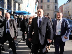 Бойко Борисов с участие в Мюнхенската конференция по сигурността