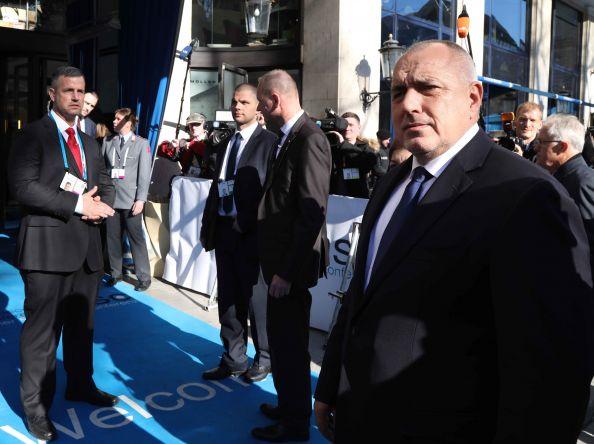 Премиерът Борисов в Мюнхен: Светът е страшно несигурен