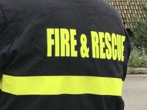 Кубратските пожарникари се бориха със змия в къща в село Юпер