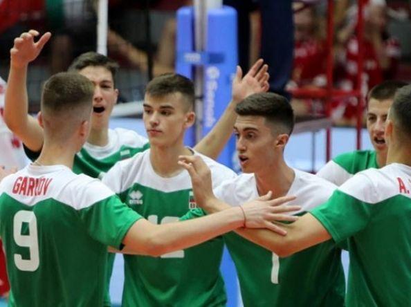 България е европейски вицешампион по волейбол