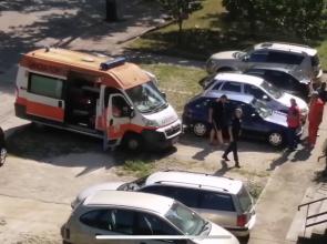 Мъж загина след като скочи от блок в Разград