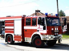 Сухи треви и отпадъци горяха през уикенда в Разградско