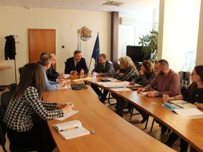 Гюнай Хюсмен инициира работна среща за състоянието на водните запаси и подпочвени води на територията на областта