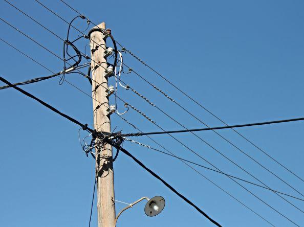 Авария спря тока на голяма част от Разград