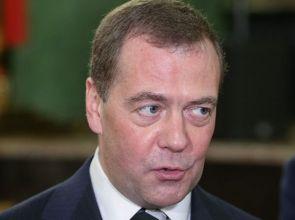 Дмитрий Медведев идва в България