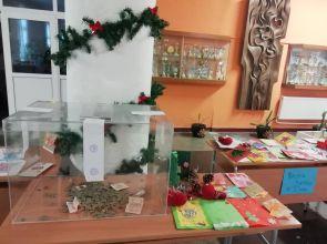 """Коледен базар в ОУ """"Никола Икономов"""""""