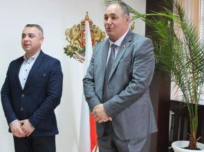 Орхан Бедиханов встъпи в длъжност днес