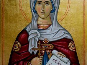 Днес почитаме Света Емилия